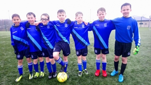 FAI 5's Soccer Competition